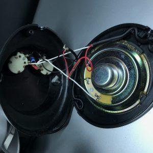 Разборка наушников sony dr-s7. Что внутри - динамик, регуляторы, провода