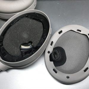 Разборка Sony WH-1000XM4. Отстегиваем амбушюр