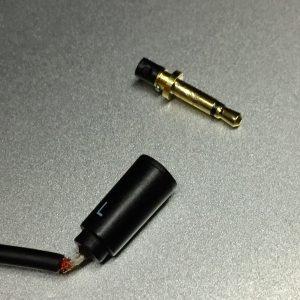Sonus Faber Pryma - ремонт провода и восстановление штекера
